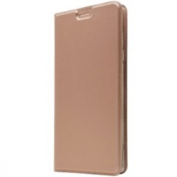 """""""Dux Ducis"""" Skin atvērams maciņš - rozs (Galaxy S9)"""