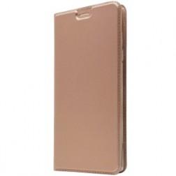 """Dux Ducis"" Skin atvērams maciņš - rozs (Sony Xperia XZ2)"