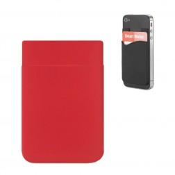 """Elago"" kartiņas futrālis - sarkans"