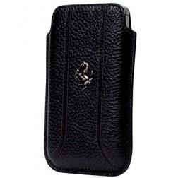 """""""Ferrari"""" telefona ieliktņa - melna (L izmērs)"""