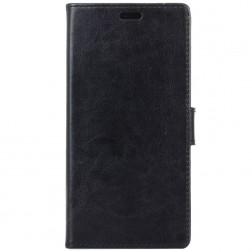 Atvēramais maciņš - melns (Galaxy Note 8)