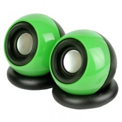 """Runat"" skaļruņi - zaļā"