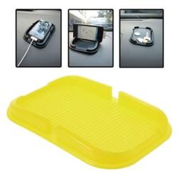 """""""Anti-Slip Pad"""" paklājiņš, autoturētājs - dzeltens (S lielums)"""