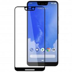 """Rurihai"" Tempered Glass ekrāna aizsargstikls 0.26 mm - melns (Pixel 3 XL)"