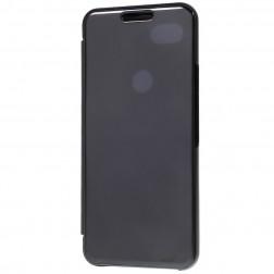 Plastmasas atvērams maciņš - melns (Pixel 3a)