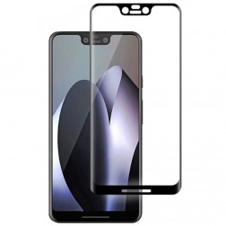 """Mocolo"" Tempered Glass ekrāna aizsargstikls 0.26 mm - melns (Pixel 3 XL)"