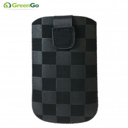 """GreenGo"" Cube ieliktņa - melna (S izmērs)"