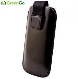 """GreenGo"" Classic ieliktņa - melna (M izmērs)"