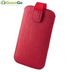 """""""GreenGo"""" Mono ieliktņa - sarkana (M izmērs)"""