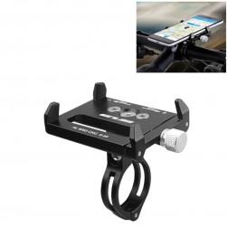 """""""Gub"""" G-85 universāls telefona turētājs velosipēdam / elektroskrejritenim"""