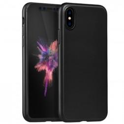 """""""HOCO"""" Pure apvalks - melns (iPhone X)"""