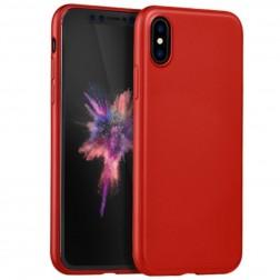 """""""HOCO"""" Pure apvalks - sarkans (iPhone X)"""