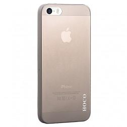 """""""HOCO"""" Thin futrālis - melns (iPhone 5 / 5S)"""