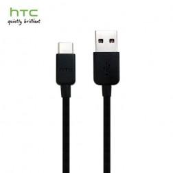 """HTC"" USB Type-C vads - melns (1,2 m.)"