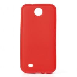 """Jelly Case"" futrālis - sarkans (Desire 300)"