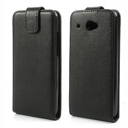 Klasisks atvēramais futrālis - melns (Desire 601)