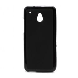 """""""Jelly Case"""" futrālis - melns (One mini)"""