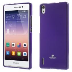 """""""Mercury"""" apvalks - violeta (Ascend P7)"""