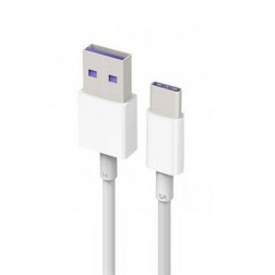 """""""Huawei"""" AP71 USB Type-C vads - balts (1 m.)"""