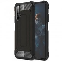 Pastiprinātas aizsardzības apvalks - melns (Honor 20 / Nova 5T)