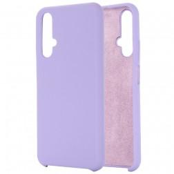 """Shell"" cieta silikona (TPU) apvalks - violeta (Honor 20 / Nova 5T)"