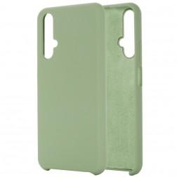 """""""Shell"""" cieta silikona (TPU) apvalks - zaļš (Honor 20 / Nova 5T)"""