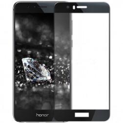 """Mocolo"" Tempered Glass ekrāna aizsargstikls 0.26 mm - melns (Honor 8)"