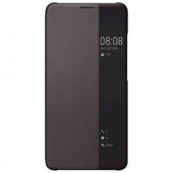 """Huawei"" Smart View Cover atvērams maciņš - tumši pelēks (Mate 10 Pro)"