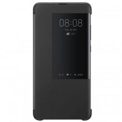 """Huawei"" Smart View Flip Cover atvērams maciņš - melns (Mate 20)"