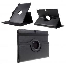 Atvēramais maciņš 360° - melns (MediaPad M2 10)