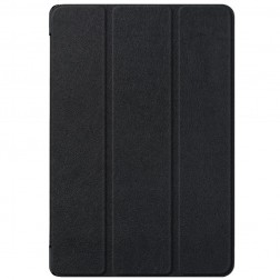 Atvēramais maciņš - melns (MediaPad M5 10.8)