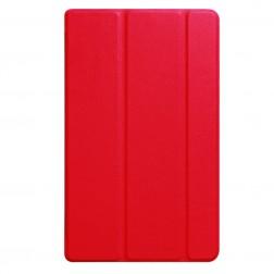Atvēramais maciņš - sarkans (MediaPad T3 8.0)