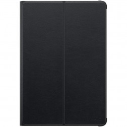 """Huawei"" Flip Cover atvērams maciņš - melns (MediaPad T5 10)"