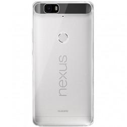 Planākais TPU apvalks - dzidrs (Nexus 6P)
