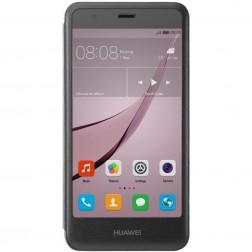 """Huawei"" Smart View Cover atvērams maciņš - melns (Nova)"