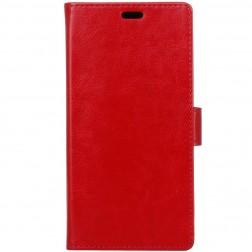 Atvēramais maciņš, grāmata - sarkans (P10 Plus)