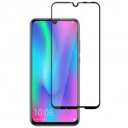 """""""Mocolo"""" Tempered Glass pilnīgi aizsedzams ekrāna aizsargstikls 0.2 mm - melns (P Smart 2019)"""