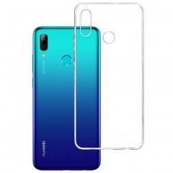 Cieta silikona (TPU) apvalks - dzidrs (P smart 2019 / Honor 10 Lite)