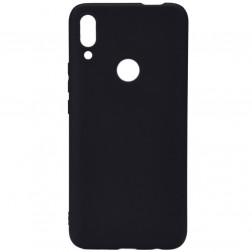 Planākais TPU apvalks - melns (P Smart Z)