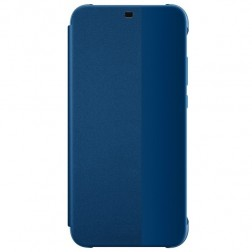 """Huawei"" Smart View Flip Cover atvērams maciņš - zils (P20 Lite)"