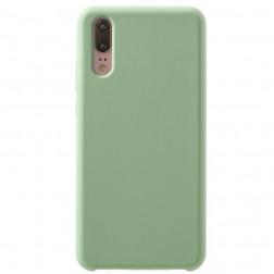 """Shell"" cieta silikona (TPU) apvalks - zaļš (P20)"
