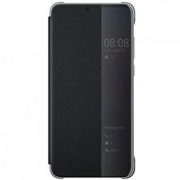 """Huawei"" Smart View Flip Cover atvērams maciņš - melns (P20)"
