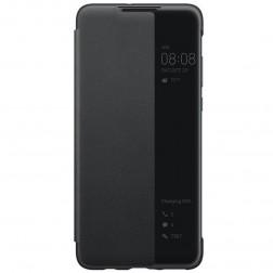 """Huawei"" Smart View Flip Cover atvērams maciņš - melns (P30 Lite)"