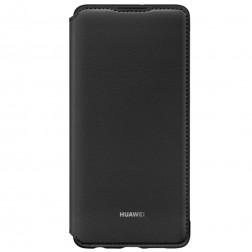"""Huawei"" Smart View Flip Cover atvērams maciņš - melns (P30)"