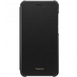 """Huawei"" Smart Cover atvērams maciņš - melns (P9 lite)"