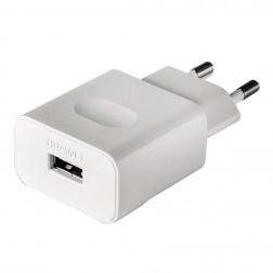 """Huawei"" Quick Charge sienas lādētājs (18W, 2 A) - balts"