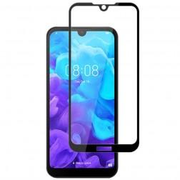 """Mocolo"" Tempered Glass ekrāna aizsargstikls 0.26 mm - melns (Y5 2019 / Honor 8S)"