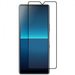 """""""Mocolo"""" Tempered Glass ekrāna aizsargstikls 0.26 mm - melns (Xperia L4)"""