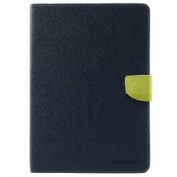 """""""Mercury"""" Fancy atvēramais maciņš - zils (iPad Mini 1 / 2 / 3)"""