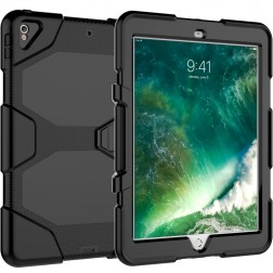Pastiprinātas aizsardzības apvalks - melns (iPad Pro 10.5 / iPad Air 2019)